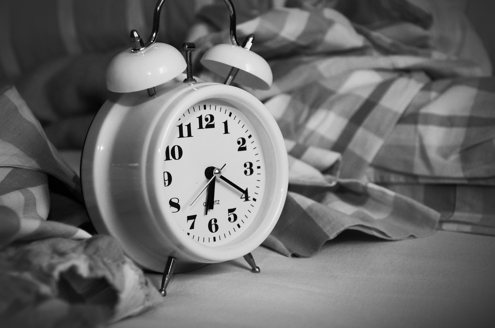 The alarm clock is ringing. Have your employees slept enough?